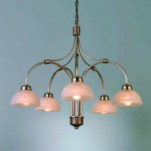 WROUGHT IRON - CHANDELIER > A015