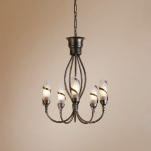 WROUGHT IRON - CHANDELIER > A045