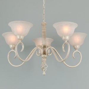 WROUGHT IRON - CHANDELIER > A077
