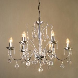 CRYSTAL CHANDELIER > A1156