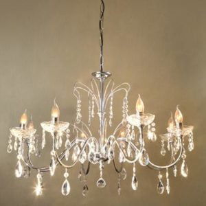 CRYSTAL CHANDELIER > A1159