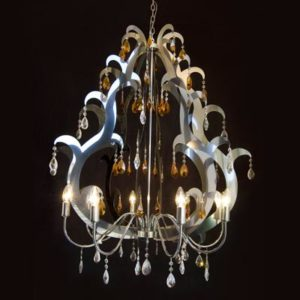 CRYSTAL CHANDELIER > A1176